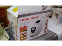 Morphy Richards bread maker #31677 £30
