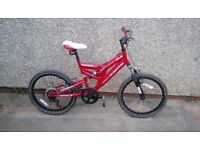 Muddy fox Zeus. Child's mountain bike. Good condition. Suit 7 to 9 year old.
