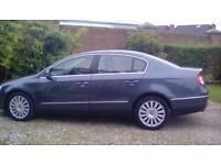 2010 VW Passat - Executive finish with heated leather seats and cruise control
