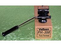 velbon fluid tripod head