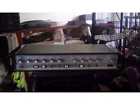 H  H professional power amplifier