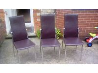 6 good chairs for sale