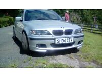 PRICE DROP . bmw 325i m sport. Immaculate car, like new, 1 lady owner, leather interior, metallic.