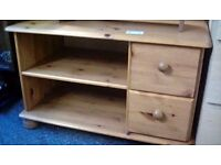 Pine tv unit #26408 £25