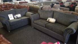 Brand new Sofa set. Any fabrics