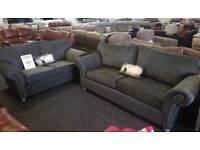 Brand new Sofa set. Any fabrics