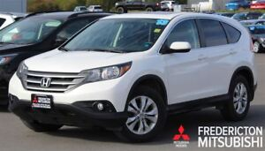 2013 Honda CR-V EX! AWD! HEATED SEATS! POWER SUNROOF!