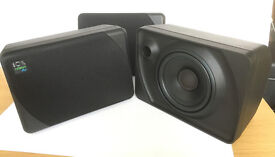 2x GLL Arena Loudspeakers ICT Drivers +1 Extra Tannoy