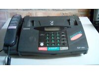 Combined FAX, Phone & Telephone answering machine