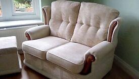 2 2 seater sofas