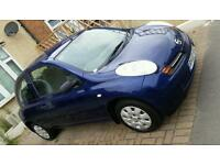 Nissan Micra 2003 Auto blue Mint condition 50K low mileage