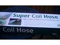 Garden hose new boxed