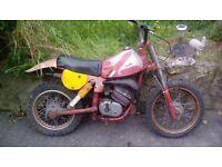 Garelli kc50 1963 franco motori kids 50cc field bike scrambler italjet husky OFFERS OR SWAPS