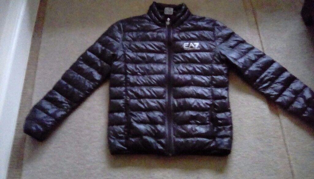 EA7 armani jacket
