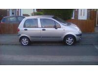 Daewoo MATIZ - Great little run around, good first car!
