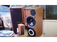 Vintage celestion Ditton 15XR speakers