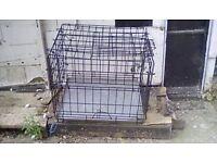 small dog/animal cage