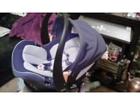 Baby carseat,/ carrier