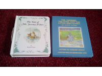 2 childrens books Beatrix potter and Alison Uttley