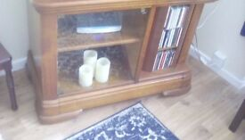 TV and stand (Can sell separately)
