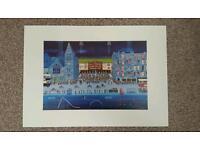 Heart of Midlothian Tynecastle Stadium Print