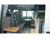 Mercedes Sprinter MWB Motorhome Campervan, 6 Seat Belted Seats, 4/5 Berth, newly converted.