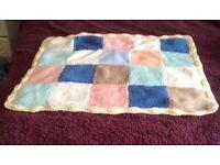 Knitted Cat Blanket
