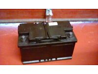 car battery large type full working order bristol area 110 size 72amp