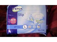 Tenna Nppies/slip L Large