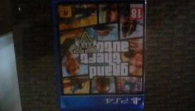 PS4 Grand Theft Auto