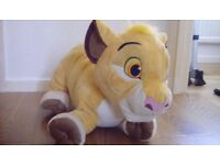 Simba soft toy - The Lion King