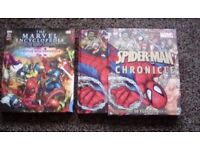 Marvel Collectable Books - Spider-Man Chronicle & Encyclopedia - Hardback