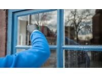 Domestic Window Cleaner Prices from 8 pounds per clean! Accept work as subcontractor !