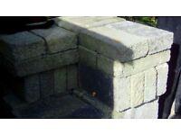 Breeze block standard brick