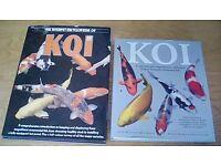 Kio carp keeping books