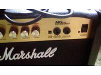 Marshall MG 15CD Amp