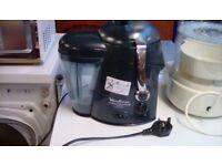 Moulinex Juice Machine Plus #30306 £7