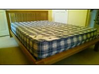 Double sized Kozee Sleep sprung mattress in good clean condition