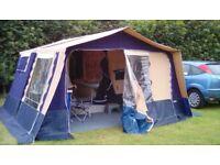 Trigano Oceanis Trailer Tent