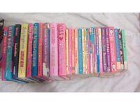 Jacqueline Wilson Books x 30 (10 Hardbacks and 20 Paperbacks
