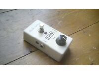 Clean boost guitar pedal for sale
