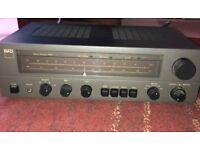 NAD Amp / Tuner - Vintage Sound System