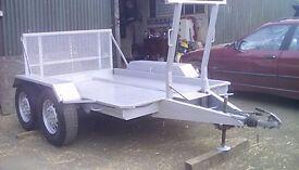 Low loader / Plant trailer