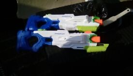 For sale two large water pistols