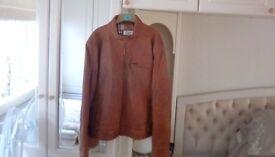 mens luxury leather jacket