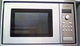 Bosch integrated microwave