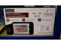 NEW Hotpoint Black Microwave MWH101B #41818 £59 #41819 £59 EACH