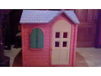Little Tikes Girls Pink Playhouse like brand new great buy