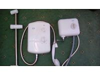 TRITON ELECTRIC SHOWER AND HOT WATER HEATER