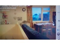 3 Bedroomed 2 storey Chalet .sleeps 8